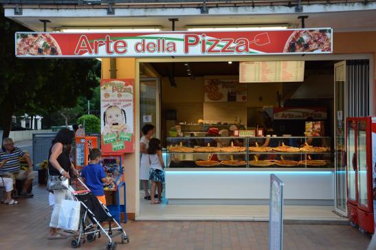 Bibione insider tipps arte della pizza